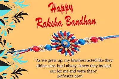 Happy Raksha Bandhan Images With Quotes [2020] Photo, Wallpaper