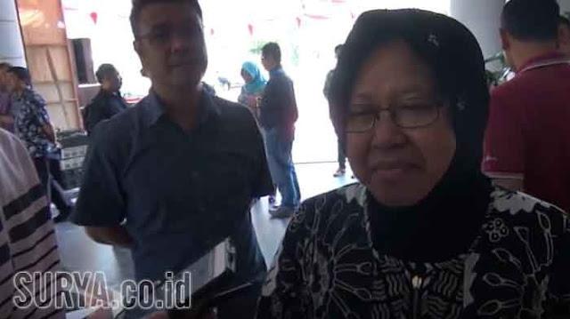 DPC PDIP Berencana Ingin Mendaftarkan Risma Sebagai Calon Gubernur Jawa Timur, Ini Respon Risma Terkait Hal Itu..