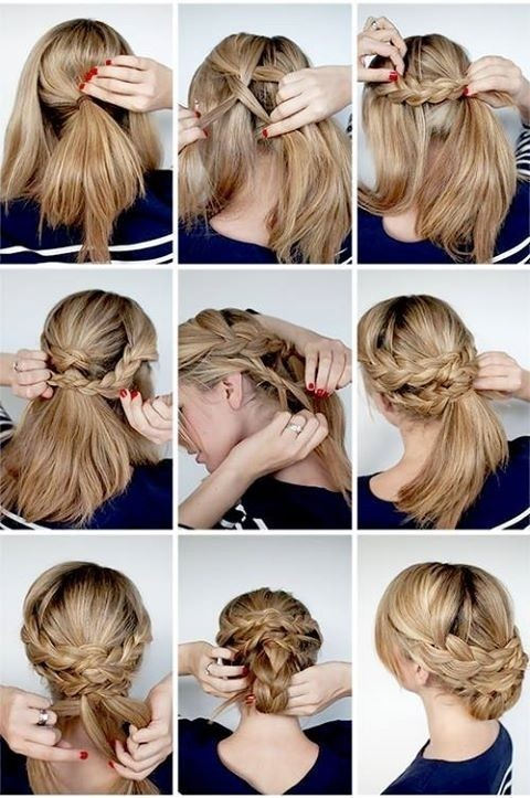 5 Hottest Wedding Hairstyles Tutorials for Brides and Bridesmaids