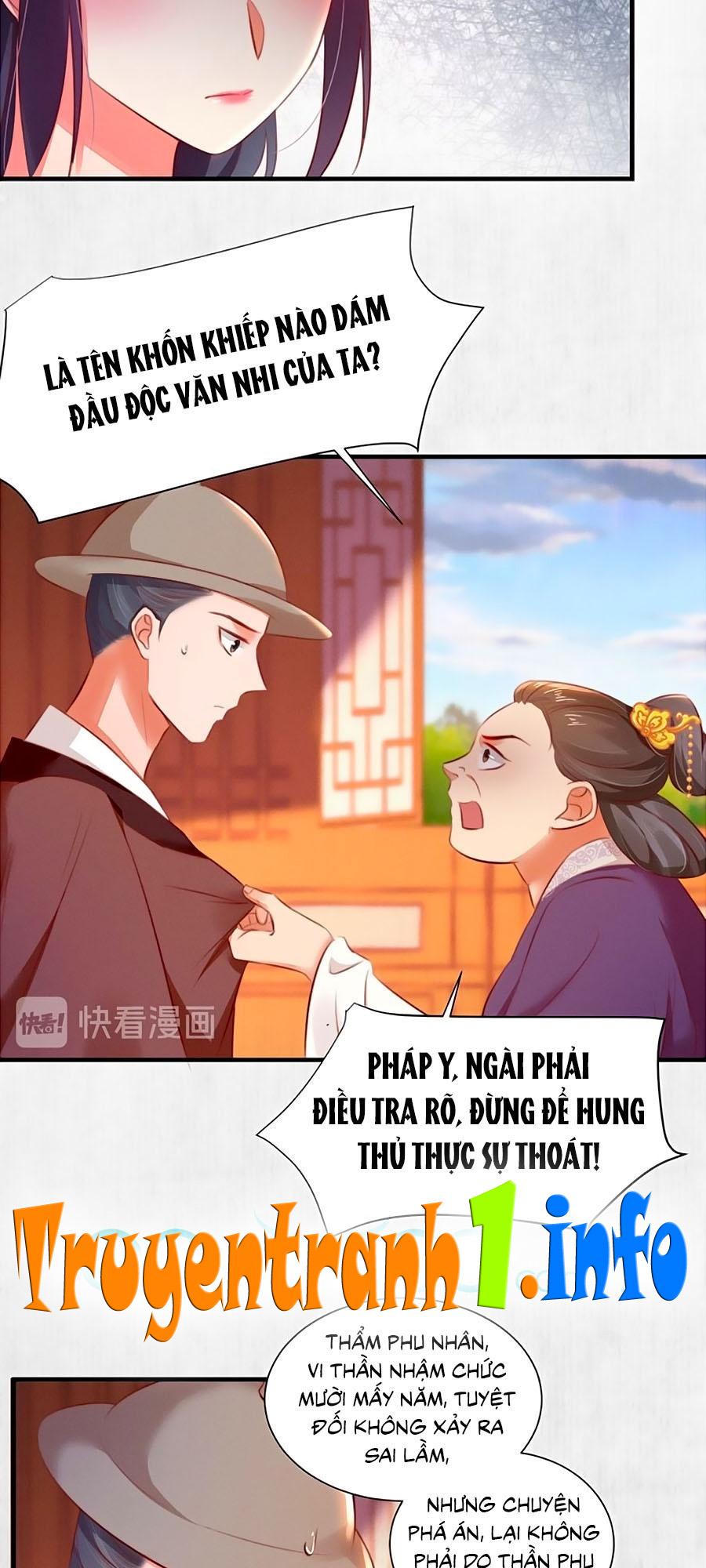 Hoạn Phi Hoàn Triều Chapter 78 - Trang 13