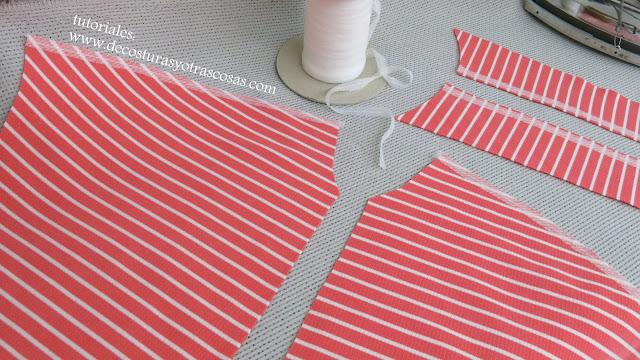 como estabilizar costuras con ligueta