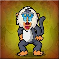 Cute Baboon Escape Walkth…