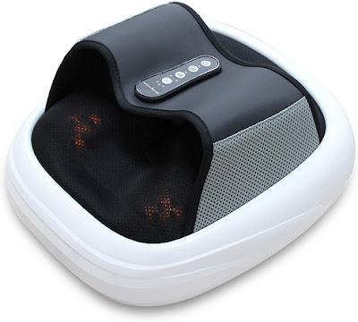 Health Sense LM 330 Foot and Leg Massager Machine