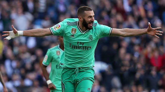 ريال مدريد يفوز على إسبانيول بثنائية