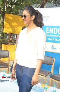 Actress Rakul Preet Singh at Endometriosis Awareness Walk at Apollo Cradle  0039.jpg