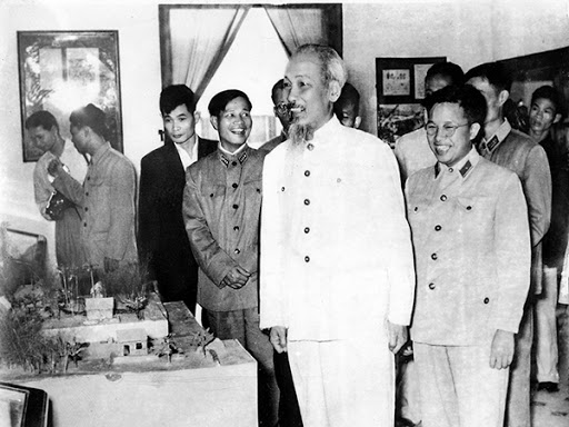 Features of Ho Chi Minh's diplomatic style and strengthen Vietnam – Russia comprehensive strategic partnership.