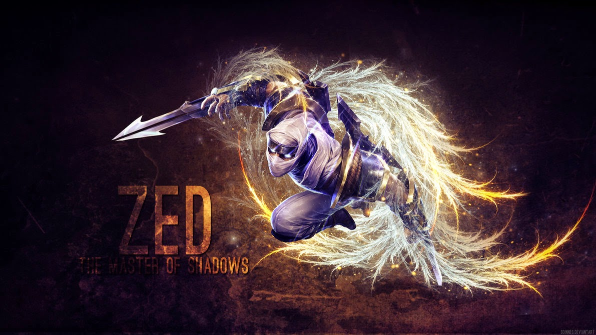 League Of Legends Wallpaper And Cover Photos Blóg Zed