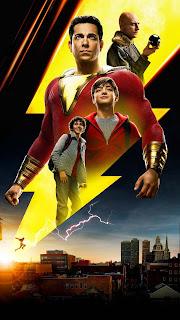 Shazam! 2019 Full Hindi Movie Download 300mb Dual Audio BRRip 480p