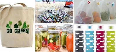 Tips usar menos plásticos