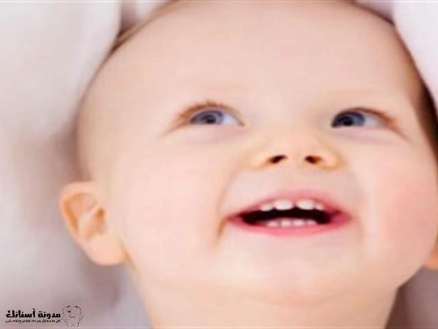 طرق الوقاية من تسوس الاسنان عند الاطفال من شهر إلى سنتين.