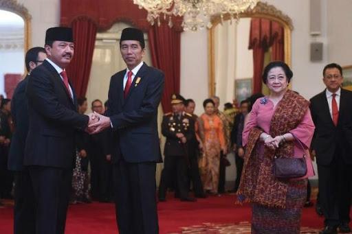 Refly Duga Ada 3 Faktor BIN Langsung di Bawah Jokowi, Salah Satunya KaBIN Dekat dengan PDIP