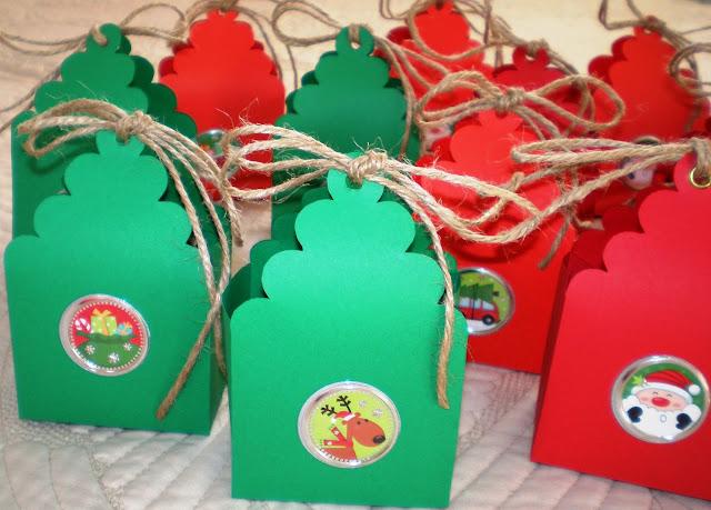 Cadou cu aromă de scorțișoară