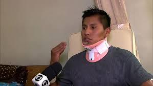Sobrevivente da tragédia da Chape, técnico de avião sofre acidente grave de ônibus