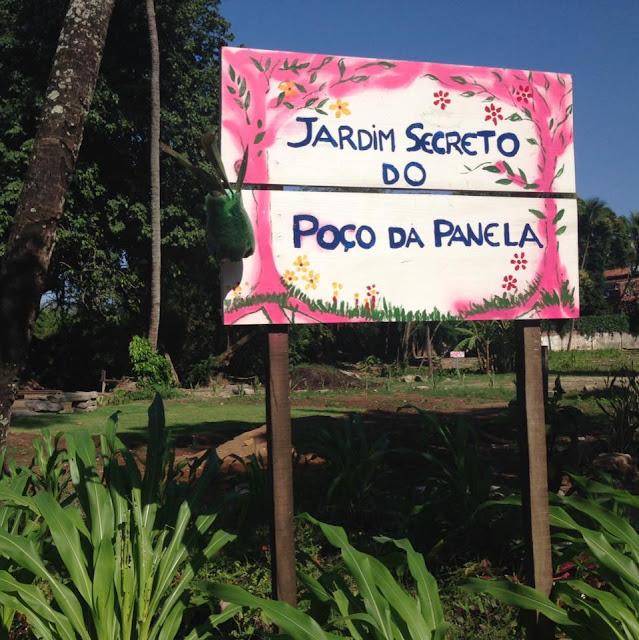 Sábado no Jardim: com bazar, música e cinema!