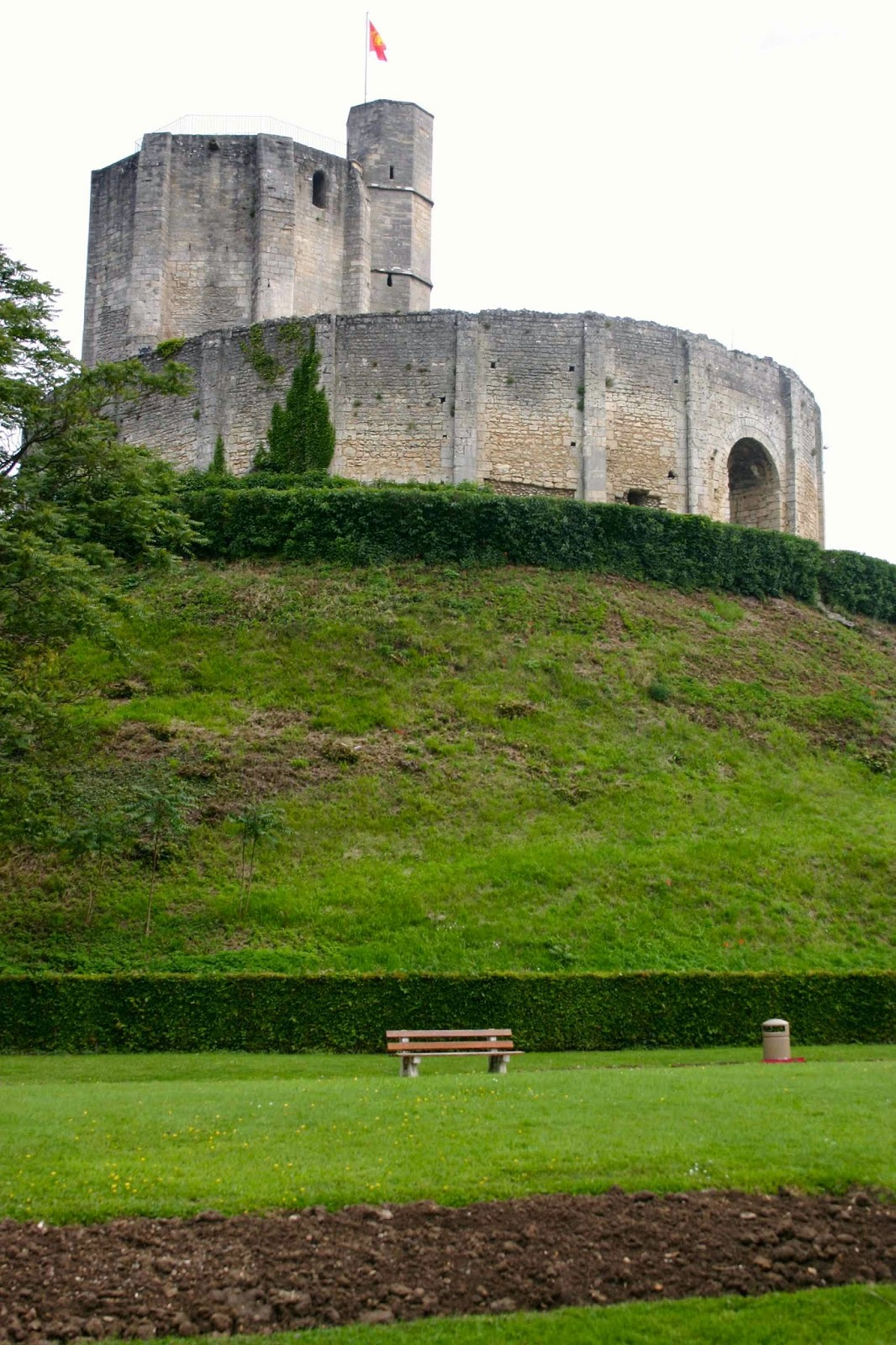 Life In The Middle Ages Motte And Bailey Castles