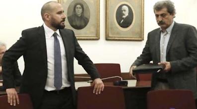 Τι ειπώθηκε στη συνάντηση Πολάκη με Τζανακόπουλο - Γεροβασίλη