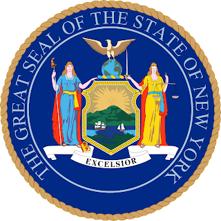 Seal Of New York City Png