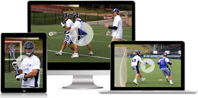 Get The BTB Players Manual Today! - training lacrossee
