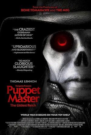 Filme Puppet Master - The Littlest Reich Legendado 2018 Torrent