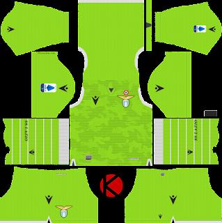 S.S. Lazio 2019/2020 Kit - Dream League Soccer Kits