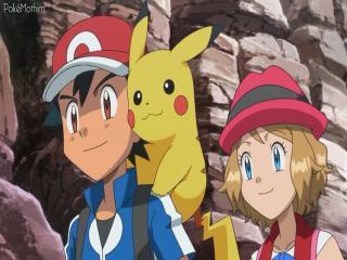 Pokémon XY&Z Dublado - Episódio 04 - Assistir Online