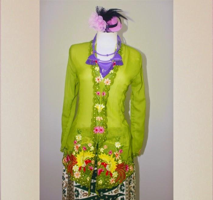 Foto Model Baju Kebaya Encim Betawi
