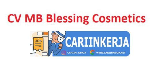 Lowongan Kerja Lampung Sebagai Driver Di Cv Mb Blessing Cosmetics Cariin Kerja