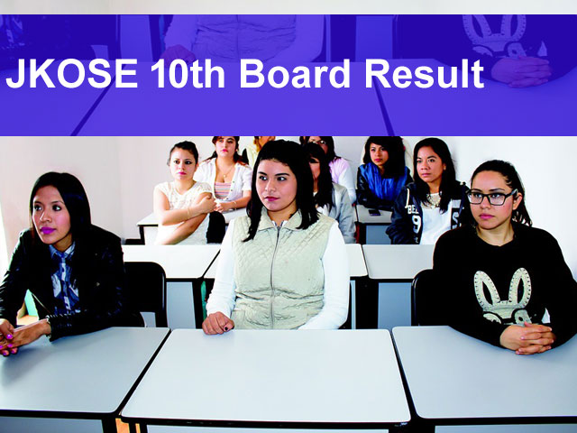 JKBOSE 10th Result 2018 Jammu Kashmir SSC Results Declared on @ jkbose.co.in