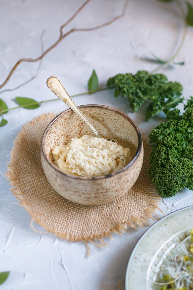 kremowa zupa chrzanowa
