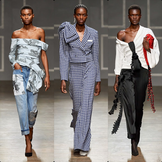 Hellessy Fall-Winter 2020-2021 New York by RUNWAY MAGAZINE