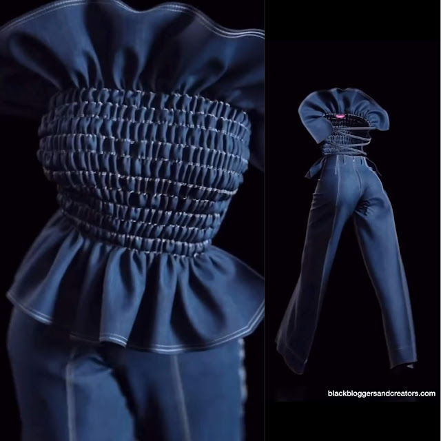 Black-Bloggers-and-Creatives-Hanifa-fashion-3d-pink--label-collections