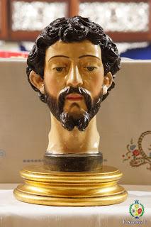 Donada la primera reproducción de San José Obrero de Sevilla
