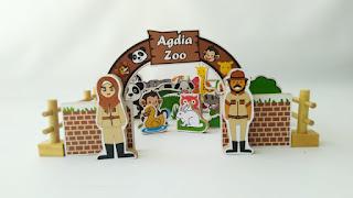 Mainan Kebun Binatang Agdia Zoo