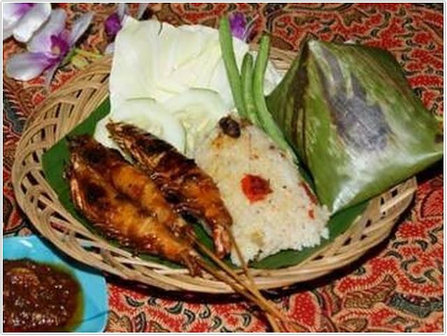 Nasi Bakar Cak Wot;10 Top Kuliner Madiun;