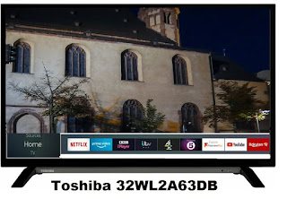 Toshiba 32WL2A63DB TV