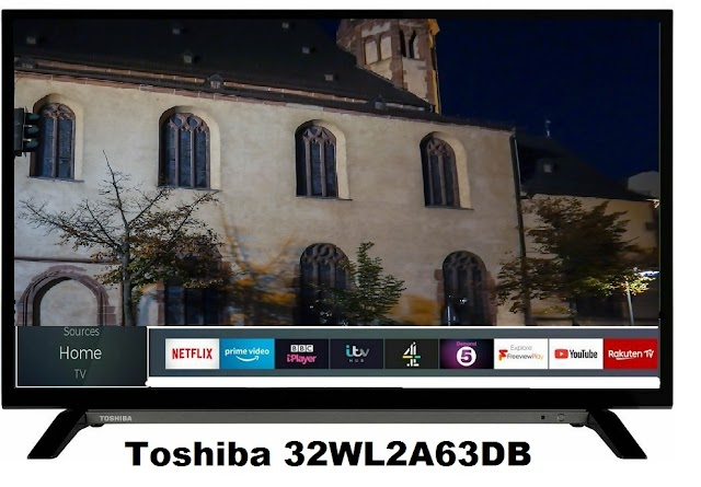 Toshiba 32WL2A63DB Smart TV