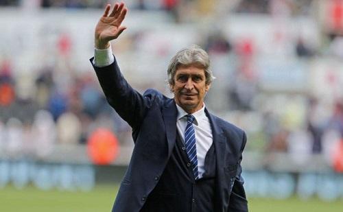 Sự nghiệp cầm quân của Pellegrini ở câu lạc bộ Man City được đánh giá cao
