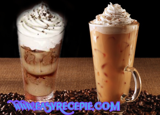 Cold or iced coffee recipe Ice Cream at home restaurant style