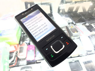 Nokia 6500 Slide Mulus Kolektor Item
