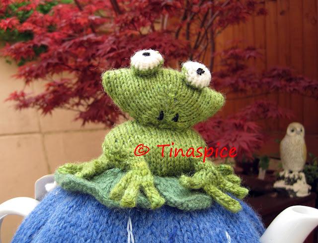 Freddo Frog Tea Cosie