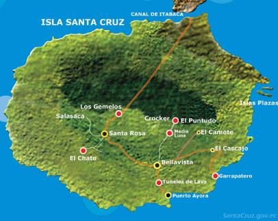 chileno perdido en galapagos