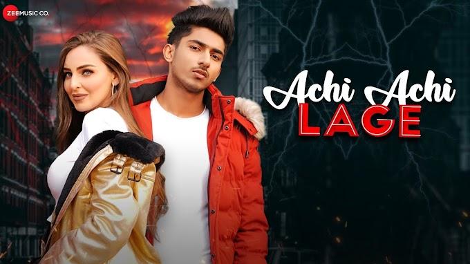 Achi Achi Lage Lyrics - Mandys