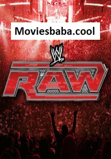 WWE Monday Night Raw 10th June 2019 Full Episode HDTV 480p