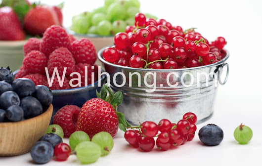 Antioxidant-Rich Fruits and Vegetables - Health and Fitness | Walihong.com