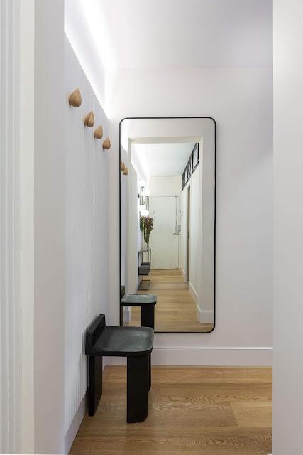 Дизайн-проекты. Эклектичное открытое пространство в Мадриде