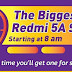 Flipkart Big shopping Days: The Biggest Redmi 5A sale will Live at 8AM