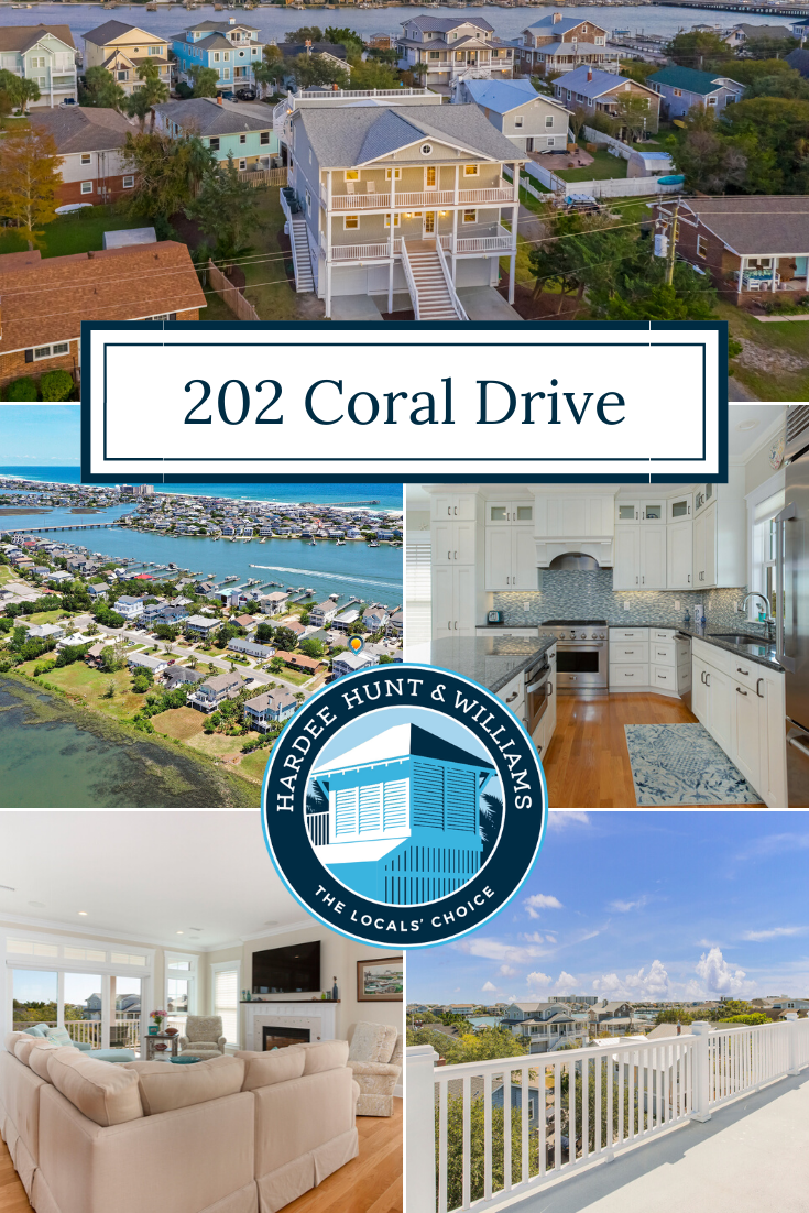Shore Acres Home on Coral Drive Now Available for Sale