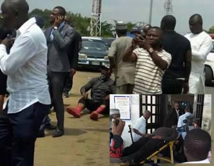 Dino Melaye's 'Escape Saga': Brother, Others Sent To Prison