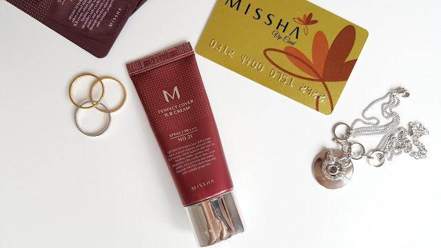 Missha Perfect Cover BB Krem Spf42/PA+++