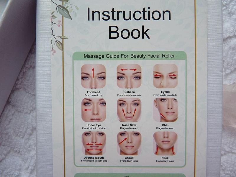 Roller gold instrukcja wykonania masażu